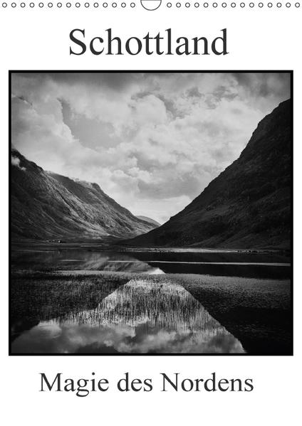 Schottland  Magie des Nordens (Wandkalender 2017 DIN A3 hoch) - Coverbild
