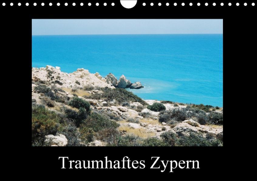 Traumhaftes Zypern (Wandkalender 2017 DIN A4 quer) - Coverbild