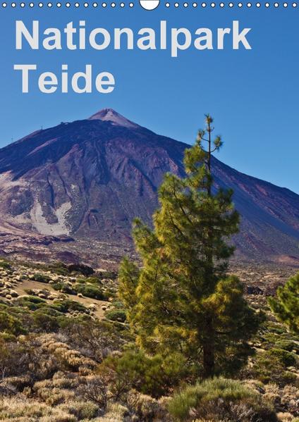 Nationalpark Teide (Wandkalender 2017 DIN A3 hoch) - Coverbild