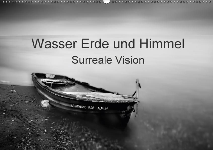 Wasser Erde und Himmel (Wandkalender 2017 DIN A2 quer) - Coverbild