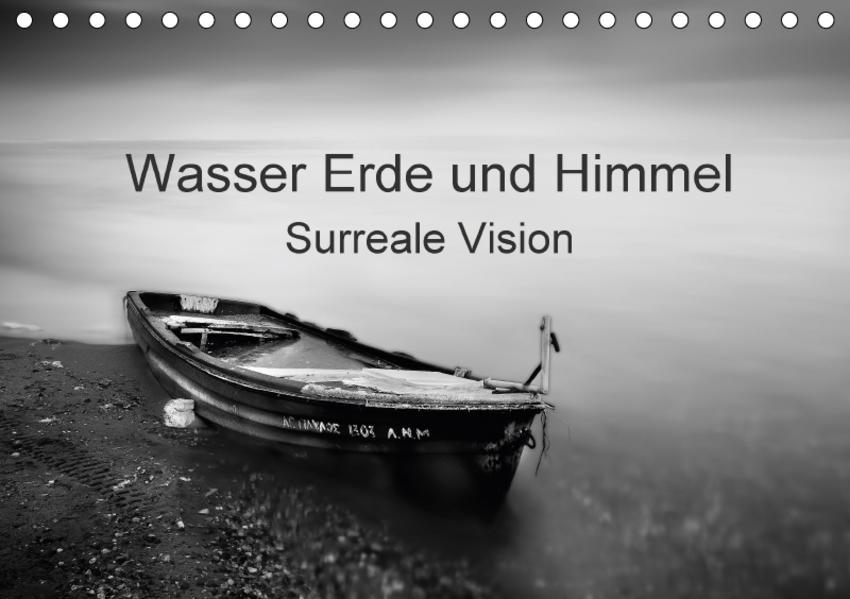 Wasser Erde und Himmel (Tischkalender 2017 DIN A5 quer) - Coverbild