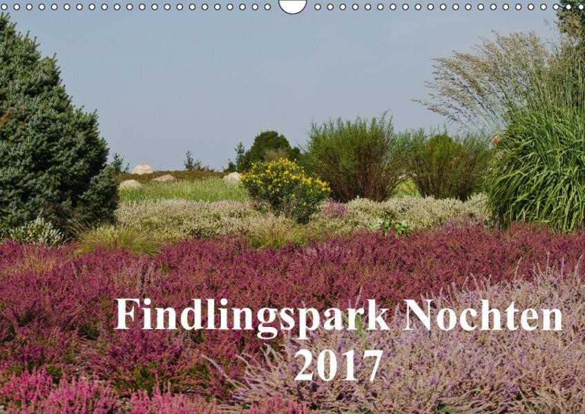 Findlingspark Nochten 2017 (Wandkalender 2017 DIN A3 quer) - Coverbild