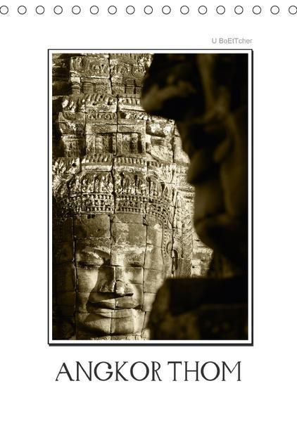Angkor Thom (Tischkalender 2017 DIN A5 hoch) - Coverbild
