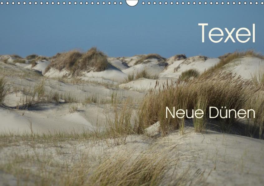 Texel. Neue Dünen (Wandkalender 2017 DIN A3 quer) - Coverbild