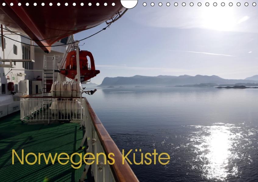 Nowegens Küste (Wandkalender 2017 DIN A4 quer) - Coverbild