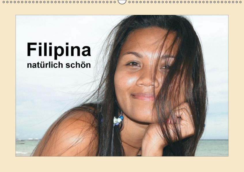 Filipina - natürlich schön (Wandkalender 2017 DIN A2 quer) - Coverbild