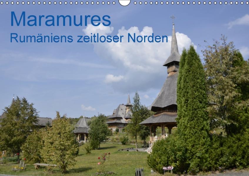 Maramures - Rumäniens zeitloser NordenAT-Version  (Wandkalender 2017 DIN A3 quer) - Coverbild