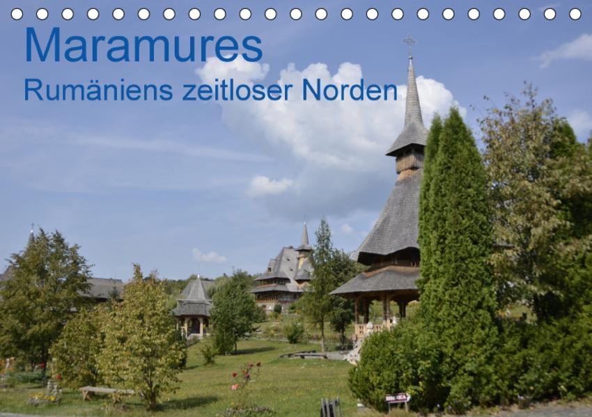 Maramures - Rumäniens zeitloser NordenAT-Version  (Tischkalender 2017 DIN A5 quer) - Coverbild
