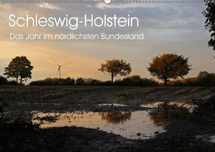 Schleswig-Holstein (Wandkalender 2017 DIN A2 quer) - Coverbild
