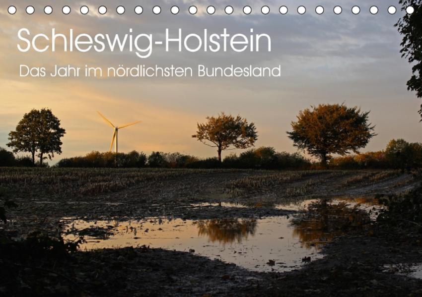 Schleswig-Holstein (Tischkalender 2017 DIN A5 quer) - Coverbild