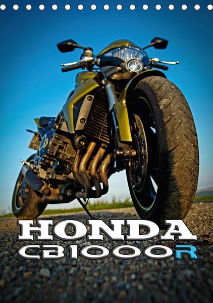 HONDA CB1000R (Tischkalender 2017 DIN A5 hoch) - Coverbild