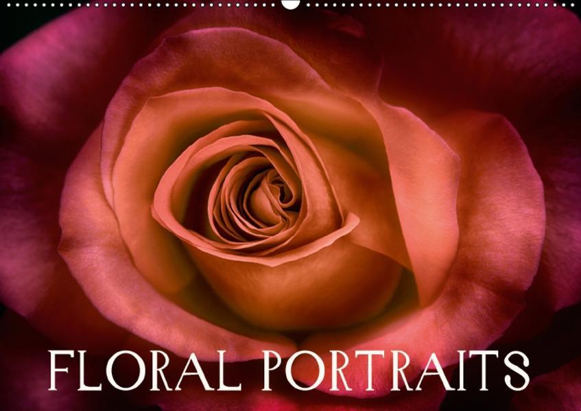 Floral Portraits - Blumen Impression (Wandkalender 2017 DIN A2 quer) - Coverbild