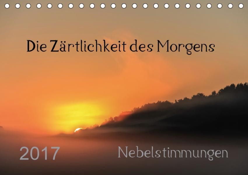 Romantische Nebelstimmungen (Tischkalender 2017 DIN A5 quer) - Coverbild