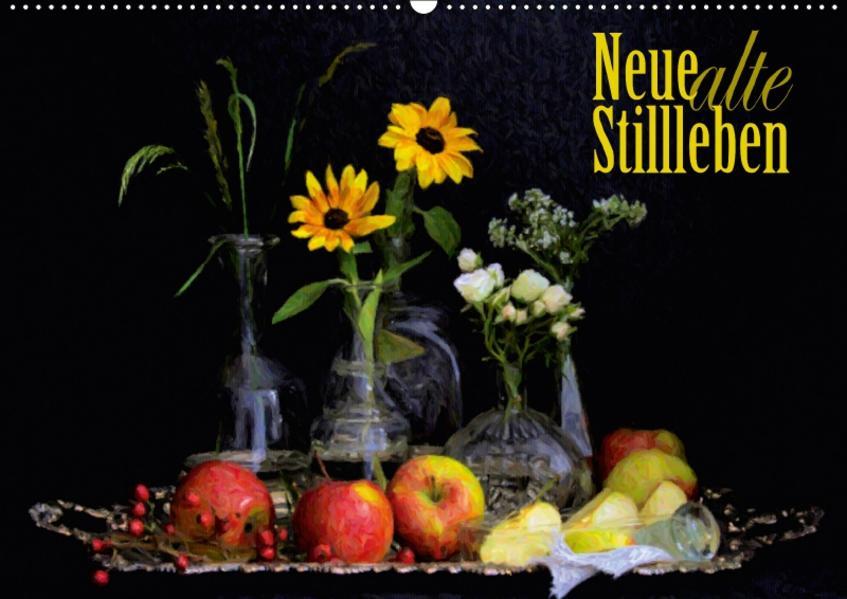 Neue alte StilllebenAT-Version  (Wandkalender 2017 DIN A2 quer) - Coverbild