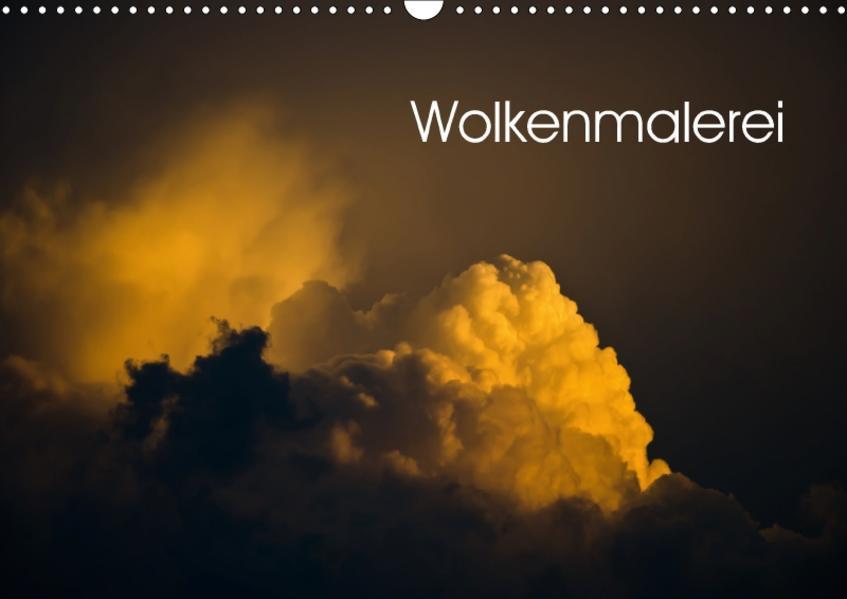 Wolkenmalerei (Wandkalender 2017 DIN A3 quer) - Coverbild
