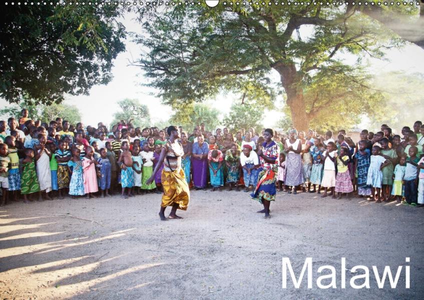 Malawi (Wandkalender 2017 DIN A2 quer) - Coverbild