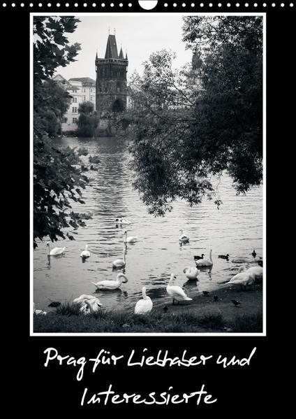 Prag für Liebhaber und Interessierte (Wandkalender 2017 DIN A3 hoch) - Coverbild
