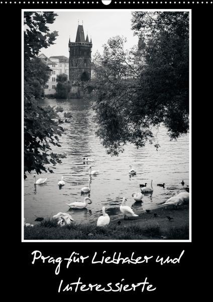 Prag für Liebhaber und Interessierte (Wandkalender 2017 DIN A2 hoch) - Coverbild