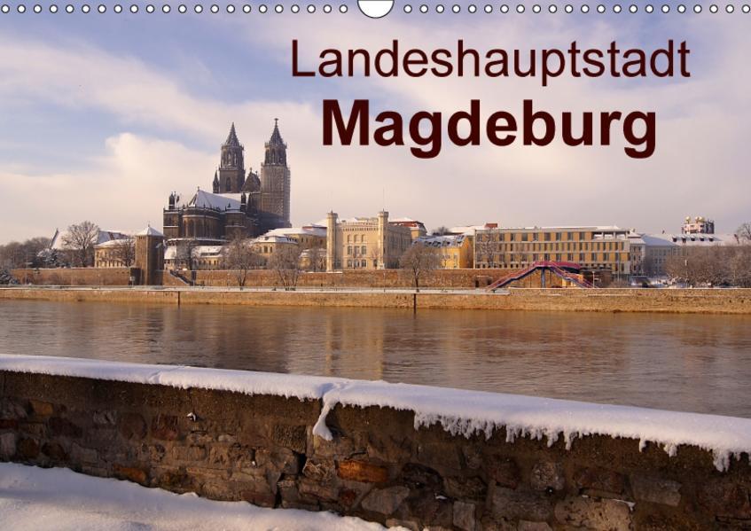 Landeshauptstadt Magdeburg (Wandkalender 2017 DIN A3 quer) - Coverbild
