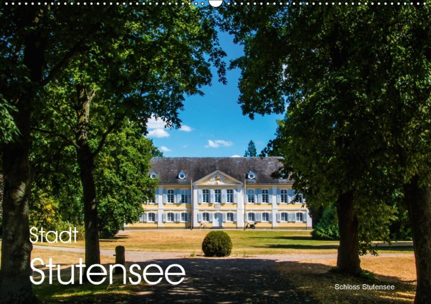 Stadt Stutensee (Wandkalender 2017 DIN A2 quer) - Coverbild