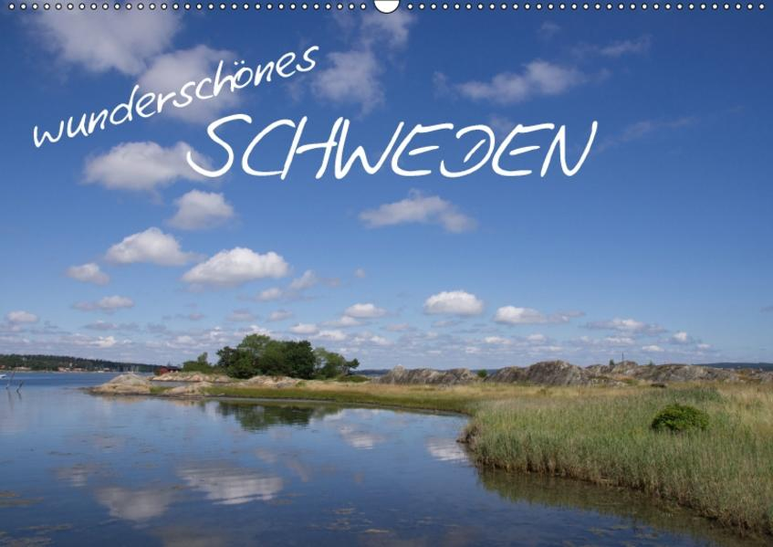 Wunderschönes Schweden (Wandkalender 2017 DIN A2 quer) - Coverbild