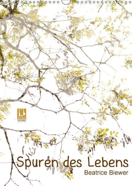 Spuren des Lebens (Wandkalender 2017 DIN A3 hoch) - Coverbild