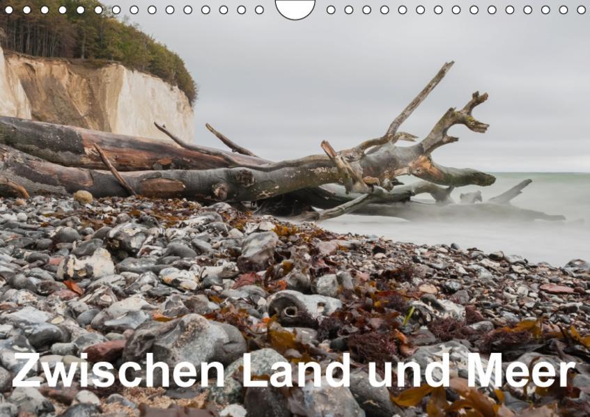 Zwischen Land und Meer (Wandkalender 2017 DIN A4 quer) - Coverbild