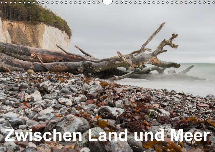 Zwischen Land und Meer (Wandkalender 2017 DIN A3 quer) - Coverbild