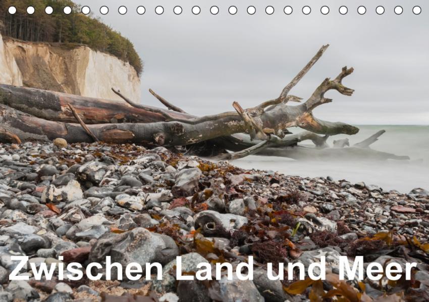 Zwischen Land und Meer (Tischkalender 2017 DIN A5 quer) - Coverbild