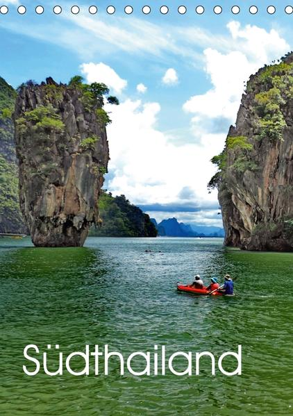 Südthailand (Tischkalender 2017 DIN A5 hoch) - Coverbild