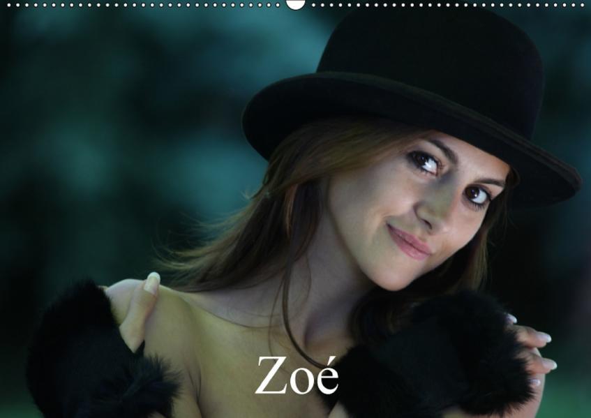 Zoé (Wandkalender 2017 DIN A2 quer) - Coverbild
