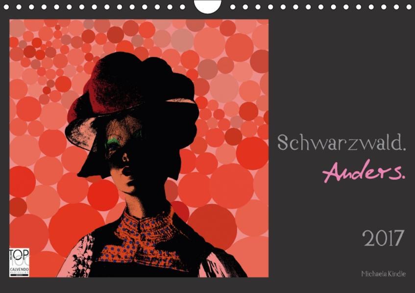 Schwarzwald. Anders. (Wandkalender 2017 DIN A4 quer) - Coverbild