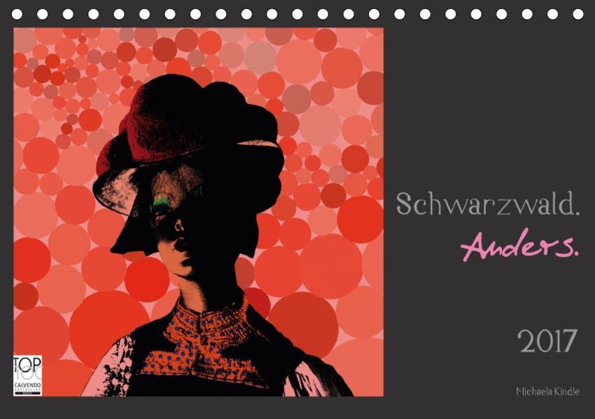 Schwarzwald. Anders. (Tischkalender 2017 DIN A5 quer) - Coverbild