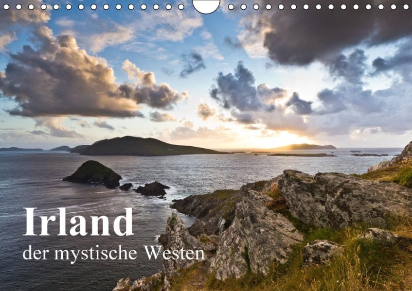 Irland - der mystische Westen (Wandkalender 2017 DIN A4 quer) - Coverbild