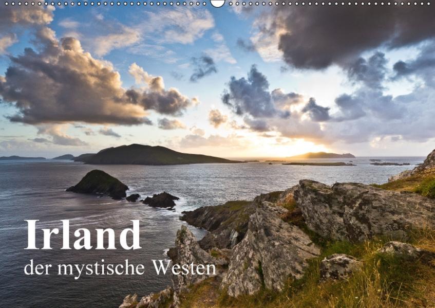 Irland - der mystische Westen (Wandkalender 2017 DIN A2 quer) - Coverbild