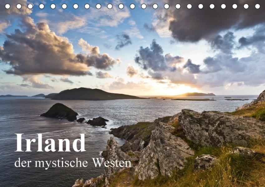 Irland - der mystische Westen (Tischkalender 2017 DIN A5 quer) - Coverbild