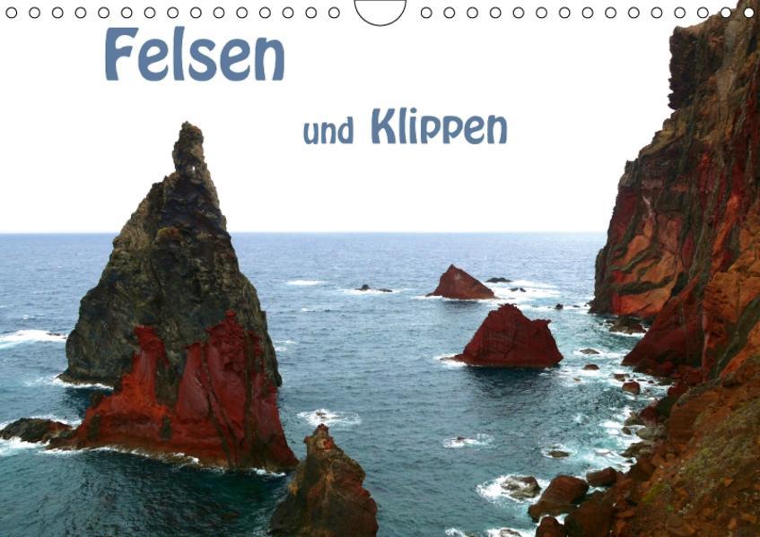 Felsen und Klippen (Wandkalender 2017 DIN A4 quer) - Coverbild