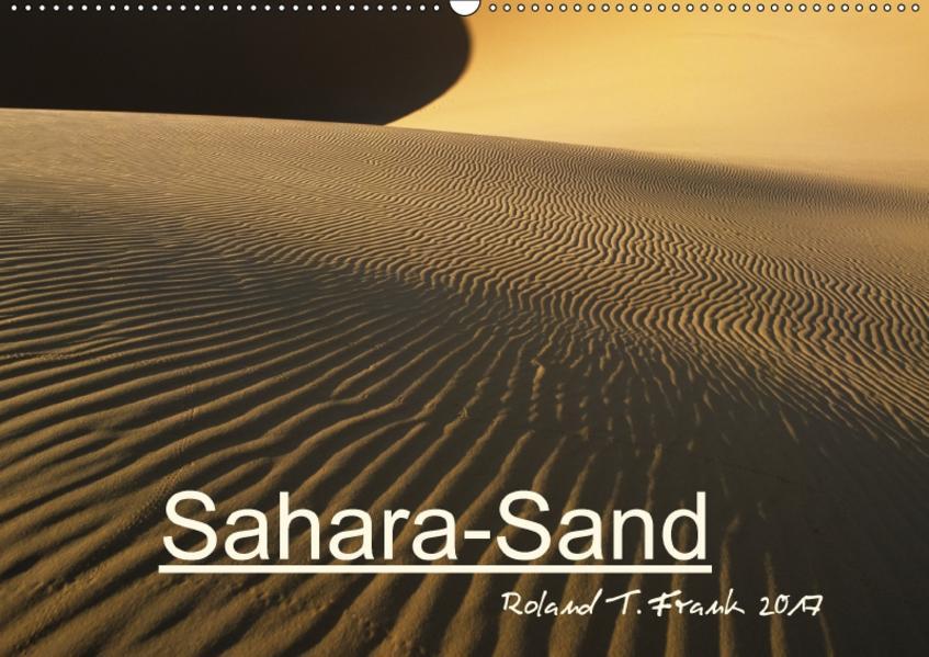 Sahara-SandCH-Version  (Wandkalender 2017 DIN A2 quer) - Coverbild