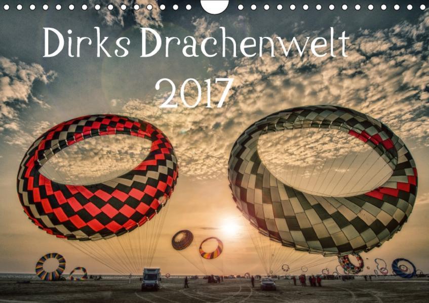 Dirks Drachenwelt (Wandkalender 2017 DIN A4 quer) - Coverbild
