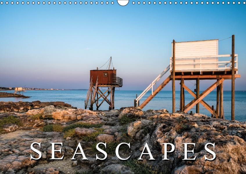 Seascapes (Wandkalender 2017 DIN A3 quer) - Coverbild