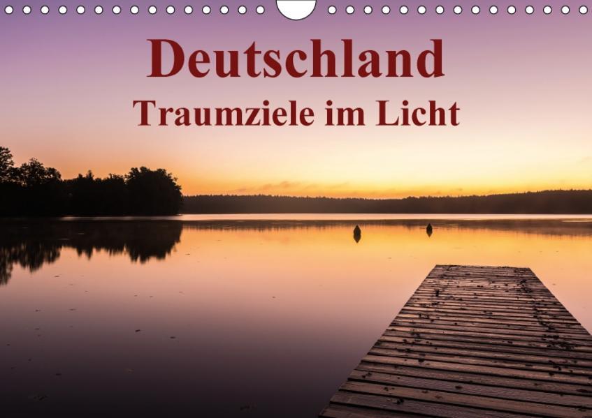 Deutschland - Traumziele im LichtAT-Version  (Wandkalender 2017 DIN A4 quer) - Coverbild