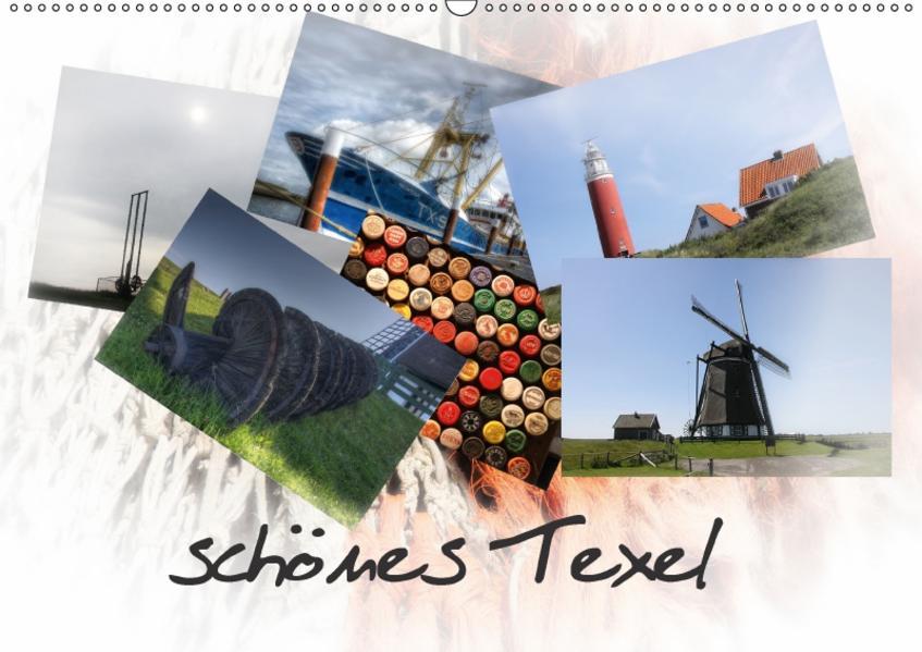 schönes Texel (Wandkalender 2017 DIN A2 quer) - Coverbild