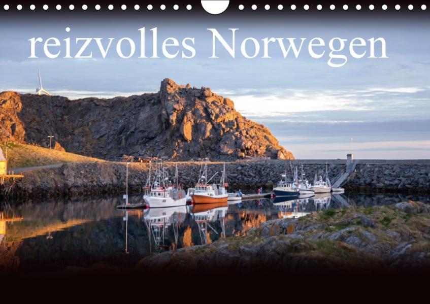 reizvolles Norwegen (Wandkalender 2017 DIN A4 quer) - Coverbild