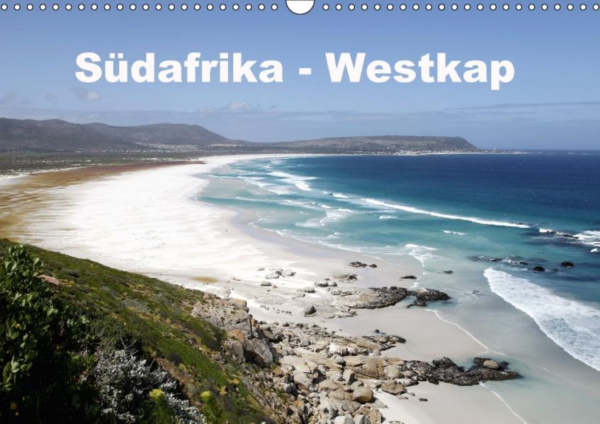 Südafrika - Westkap (Wandkalender 2017 DIN A3 quer) - Coverbild