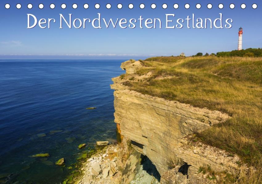 Der Nordwesten Estlands (Tischkalender 2017 DIN A5 quer) - Coverbild