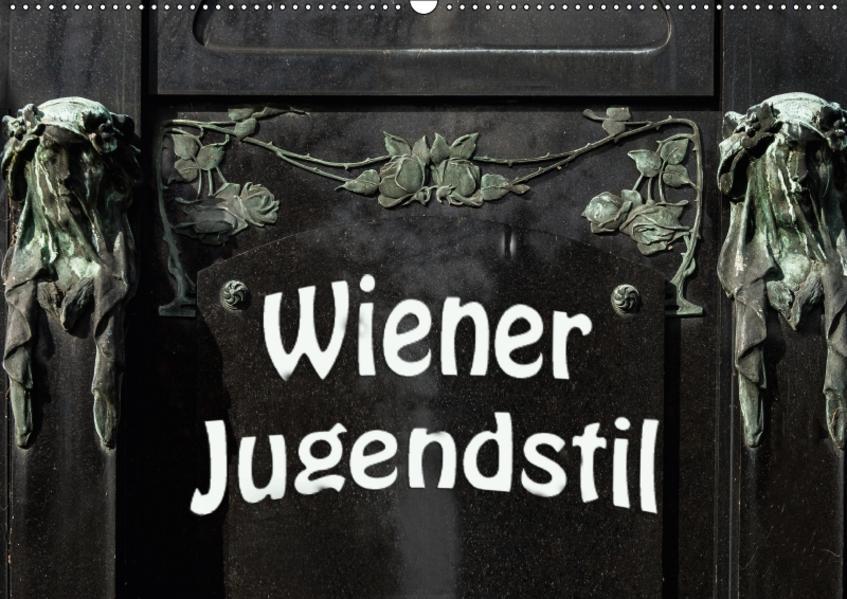 Wiener Jugendstil (Wandkalender 2017 DIN A2 quer) - Coverbild
