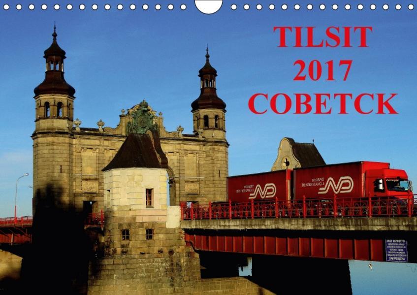 TILSIT 2017 COBETCK (Wandkalender 2017 DIN A4 quer) - Coverbild