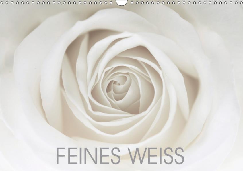 Feines Weiss (Wandkalender 2017 DIN A3 quer) - Coverbild
