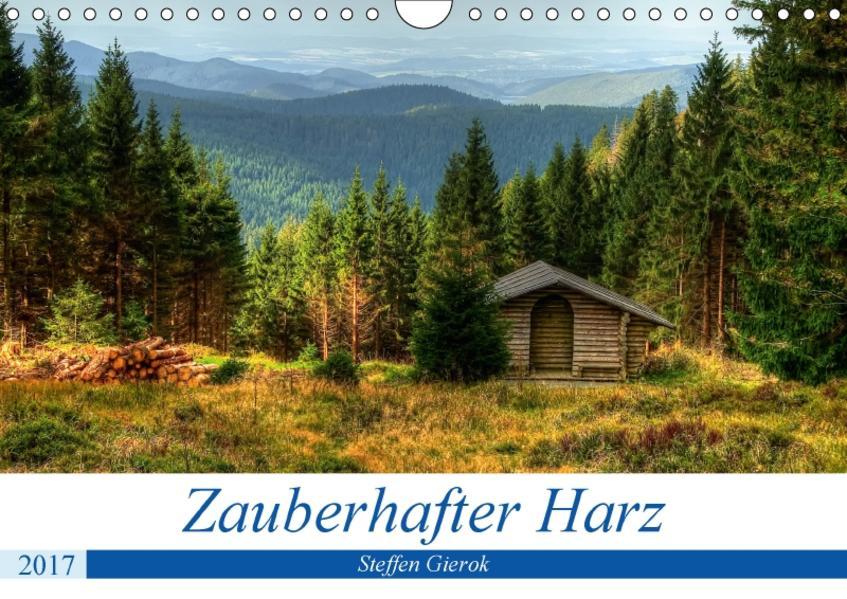 Zauberhafter HarzCH-Version  (Wandkalender 2017 DIN A4 quer) - Coverbild