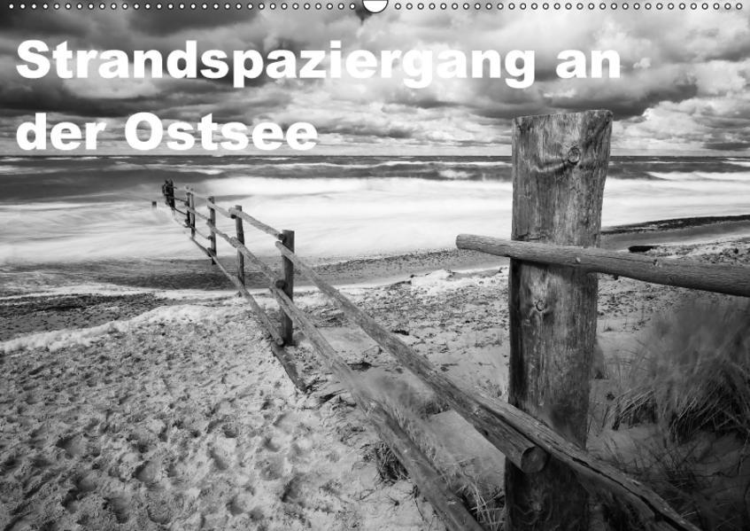 Strandspaziergang an der Ostsee (Wandkalender 2017 DIN A2 quer) - Coverbild